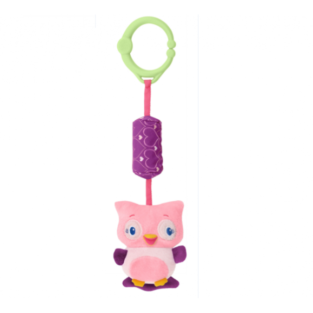 Развивающая игрушка Bright Starts Звонкий дружок Сова 8674-5